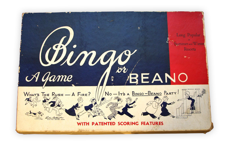 Original Bingo Beano Game